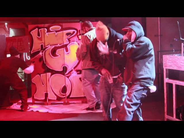 Rook Da Rukus opening for Raekwon and Ghostace at Jannus Live