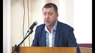 видео Про заяву голови районної ради п'ятого скликання