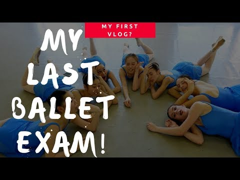 I Finished My Last Ballet Exam @the Bolshoi Ballet Academy