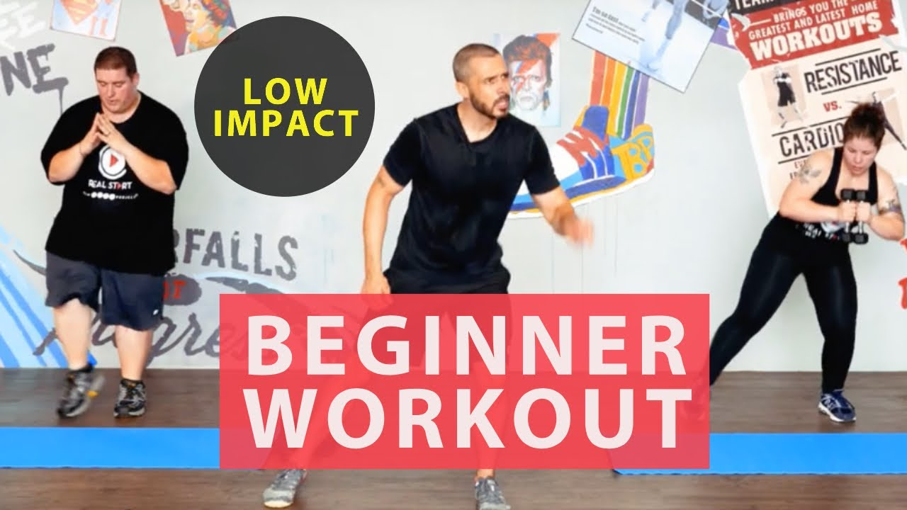 30 minute fat burning home workout for beginners Achievable low impact results