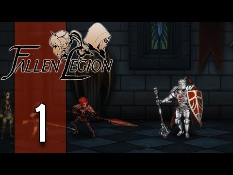 THE FLAMES OF REBELLION - Fallen Legion: Flames of Rebellion Gameplay (1440p) - Part 1