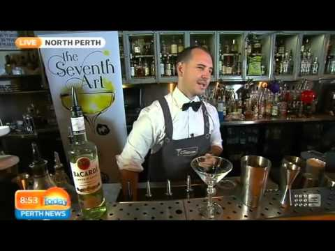 Australia's Best Bartender - The Classroom North Perth - Part 2 | Today Perth News