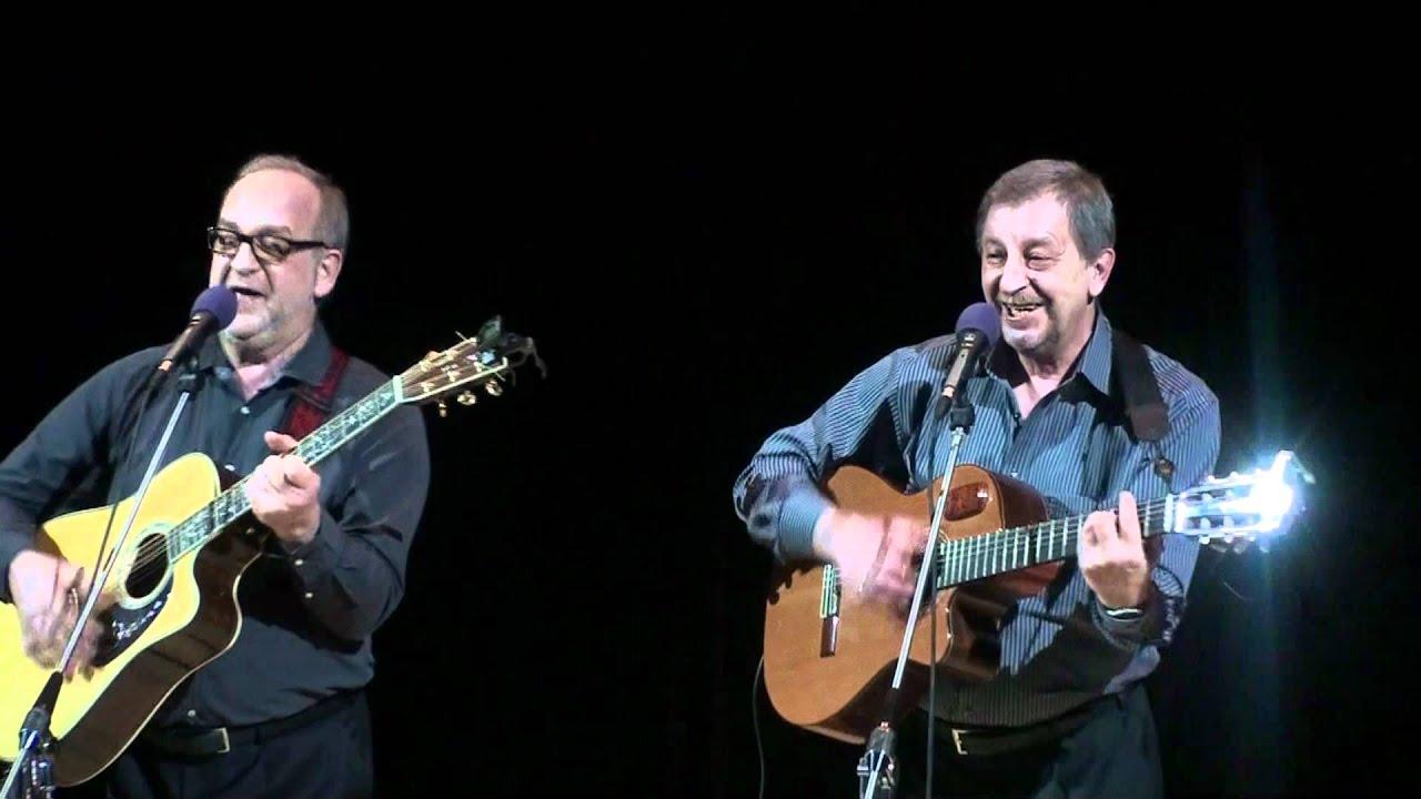 Вадим и Валерий Мищуки — В Липецке.