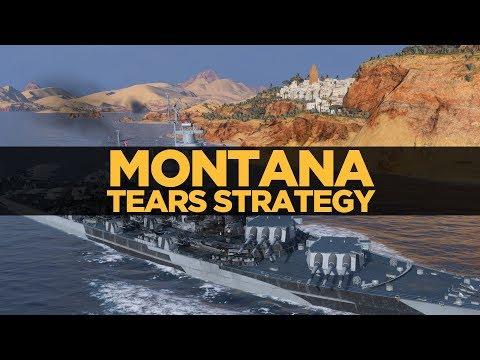 Montana Tears Strategy