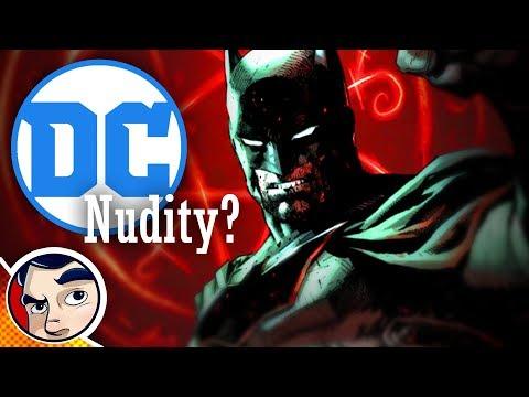 Nudity in DC Comics? DCEU Shake Up? - RnBe Comics Experiment