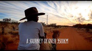 The SHARJEM Gyspy Camels Trek (trailer)
