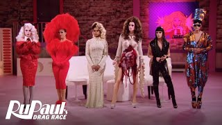 The Eliminated Queens' Votes 'Deleted Scene' | RuPaul