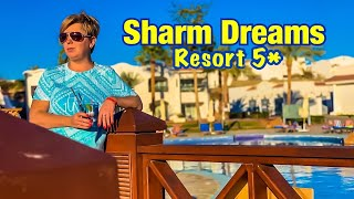Sharm Dreams Resort 5 Обзор Отеля Шарм Эль Шейх 2020 Египет Наама Бей Шарм Дримс Резорт