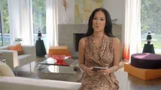 Barnes & Noble Nook Tablet Holiday Campaign: Kimora (Style Channel)