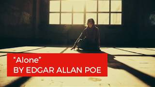 Alone | Edgar Allan Poe | Poem