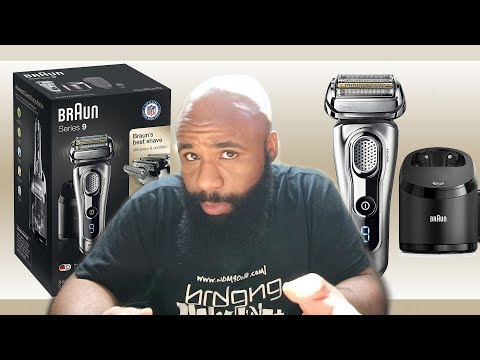 Best Way To Shave Without A Razor | But ☝🏽 ... | Braun Series 9 Foil Shaver Review
