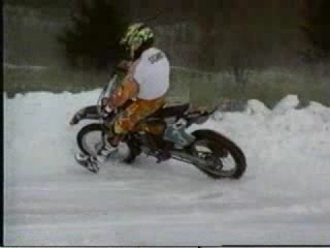 Donnie Schmit in the Snow