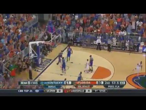 Casey Prather Highlights - Big Spender (Florida Gators)
