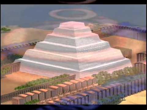 6-EL OJO DE HORUS-Saqqara 2-La máquina Cuántica