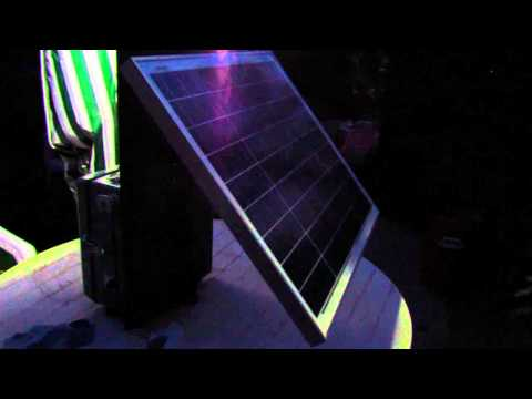 solar gadget charger dawn