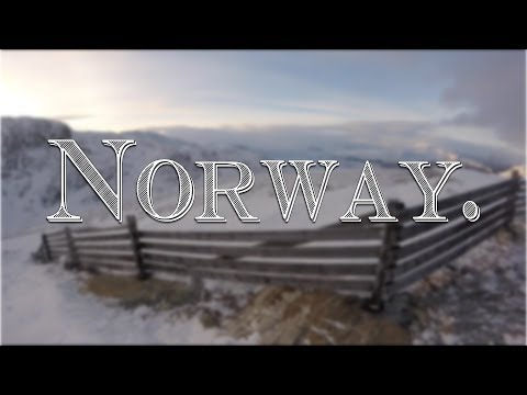 Small Trip to Norway