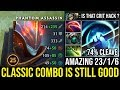 The Classic Combo is Still Good | Amazing RP + PA Crit Deleted Everyone in 2 Seconds 23Kills DotA 2