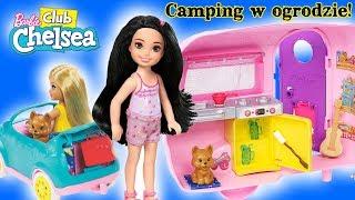 Barbie  Przyczepa kempingowa Chelsea ️ Toys Land