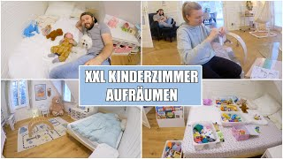 XXL VLOG | Spielzeug aussortieren 😯 Zeit sparen im Familien Alltag | Isabeau
