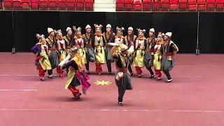 Halk Oyunları Adana Bölge Birincisi ( Gaziantep İl Genel Meclisi Anadolu Lisesi ) 🕺👫👫👫💃