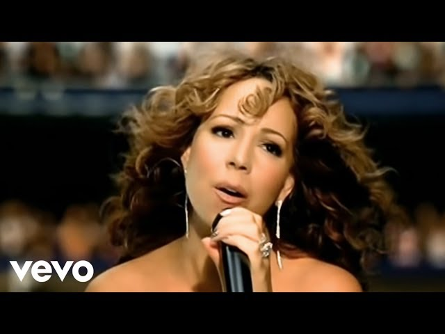 Mariah Carey - I Want To Know What Love Is (Official Video)