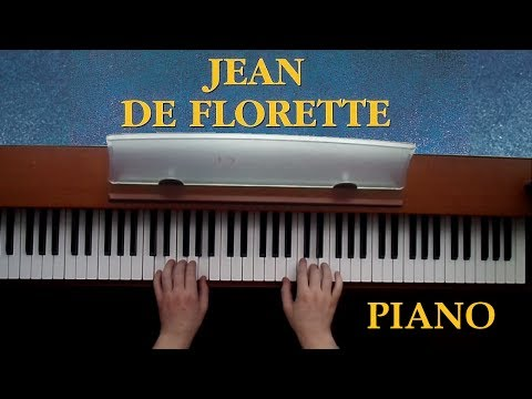 Theme from Jean de Florette - Piano Version