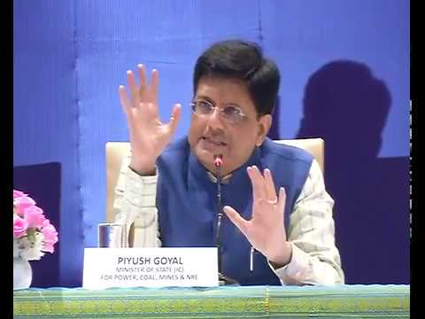 Speaking at Press Conference at State Power Ministers Conference in New Delhi