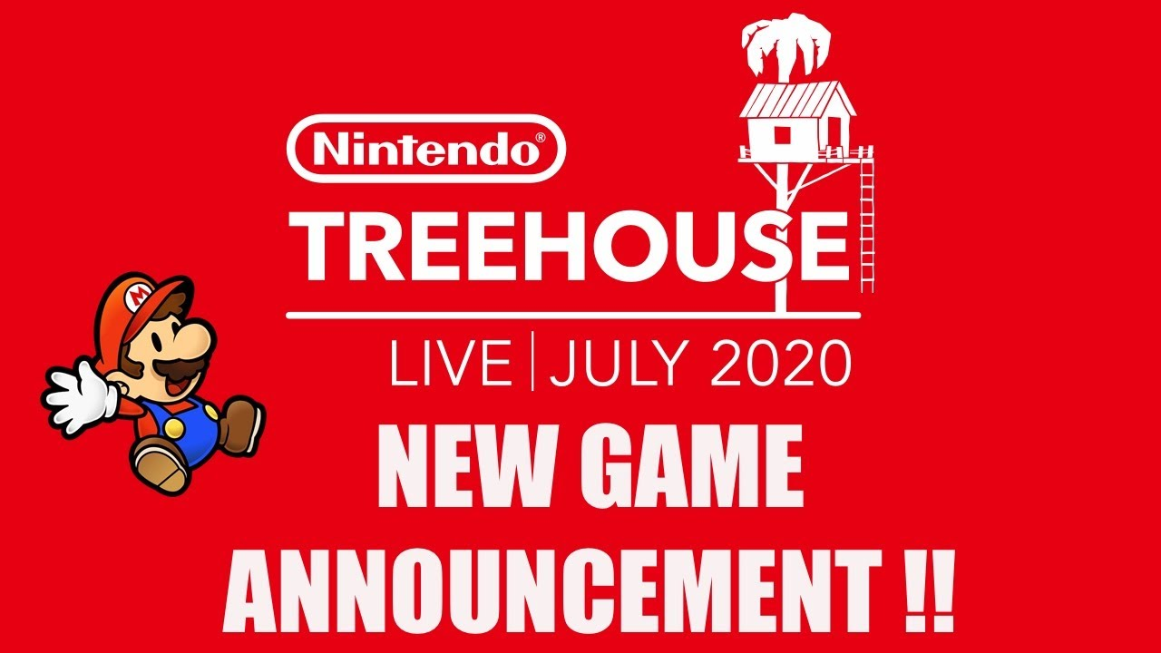 NEW Treehouse Live Event Announced Featuring BRAND NEW Game Reveal