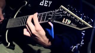 Veil Of Maya - Namaste - Instrumental Cover - Andrew Baena