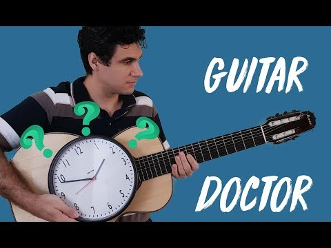 How much time should you practice guitar each day?