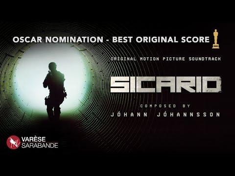 *OSCAR NOMINATED SCORE* Sicario Visual Soundtrack - Jóhann Jóhannsson