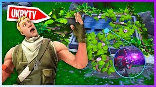 Ich ÖFFNETE EINEN BUNKIER HIDDEN IN THE JUNGLE! -GLITCH (Fortnite Kreativmodus)