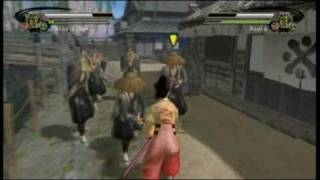 Kengo: Legend of the 9 - Sanako vs. Ronin (Xbox 360)