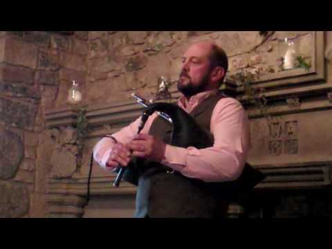 Gary West, scottish smallpipes