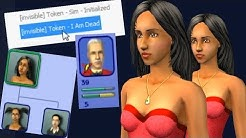 Bella Goth from game's perspective