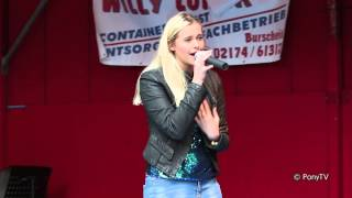 Fabienne Rothe - Wrecking Ball (Miley Cyrus Cover) - Live in Burscheid