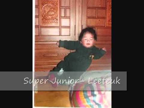 K-Pop Stars- Childhood Pictures