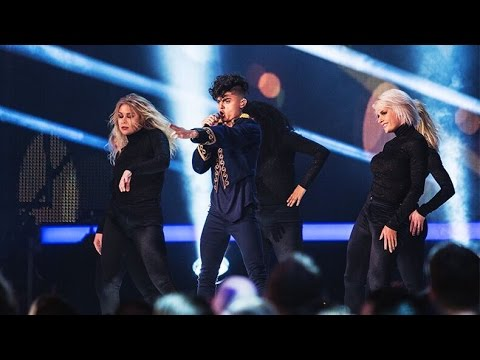 """Gabriel Fontana - """"Eu Sou Do Brasil"""" - Idol Extra Sverige (TV4)"""