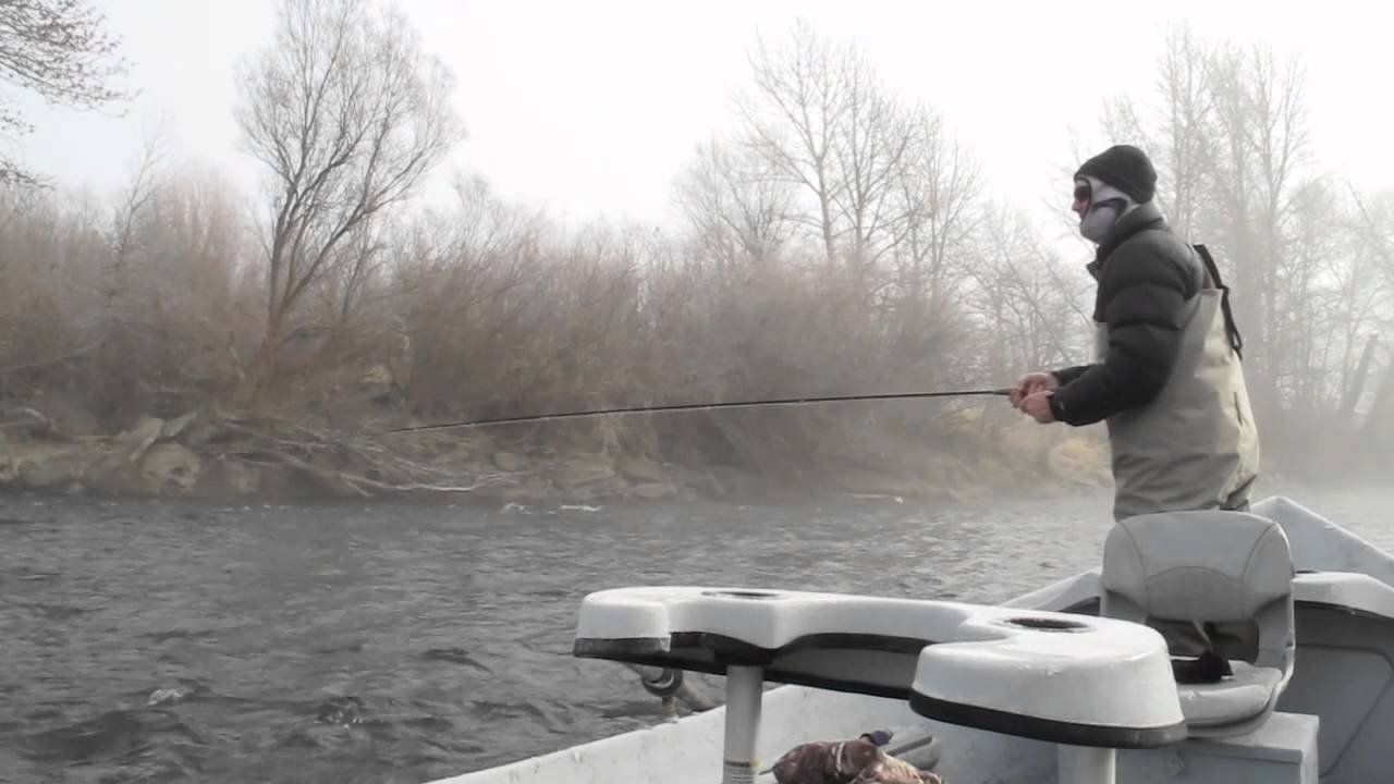 Steve Worley Is Your Professional Yakima River Fly Fishing Guide
