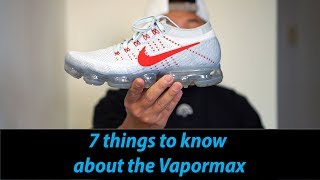 REVIEW - Vapormax after 10 months, 7 things to know