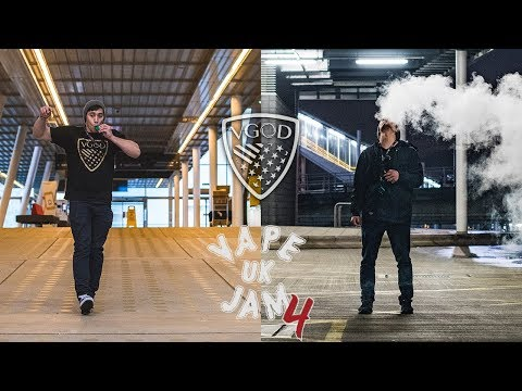 VAPE JAM UK 4 | Bringing Back Heelys