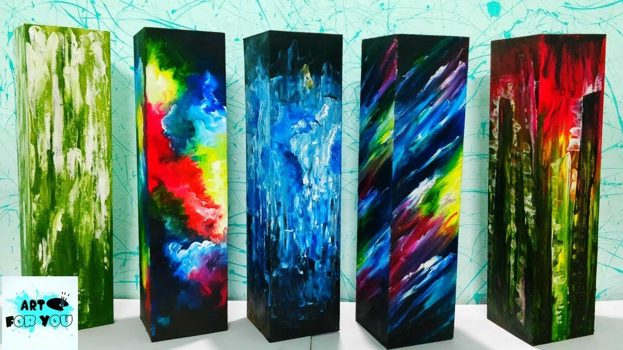 Abstract Vase Art