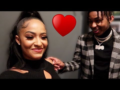 WERE JUST FRIENDS... ft. Kennedy Cymone, Queen Naija, ClarenceNYC TV