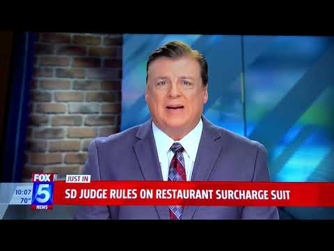 A Class Action Lawsuit Over Restaurant Surcharges May Proceed A Federal Judge Ruled Mp3