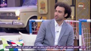 ده كلام - علي ربيع: انا اهلاوي جدا وبتمنى الزمالك يكون كويس