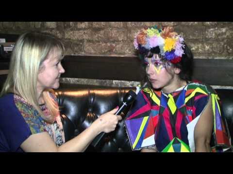 Monika Brodka na CMJ Music Marathon w Nowym Jorku - wywiad
