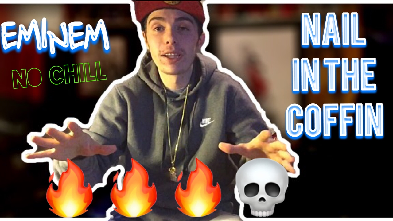 Eminem- Nail in the Coffin REACTION!!! - YouTube