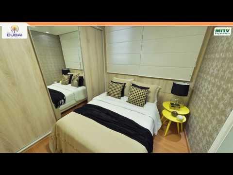 Tour Virtual | MRV – Parque Dubai (2 dorm. com suíte)