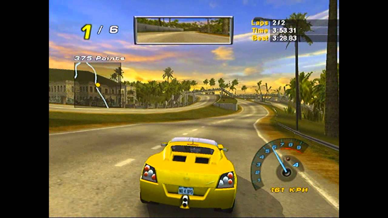 Need For Speed Hot Pursuit 2 Xbox Original Hd Youtube
