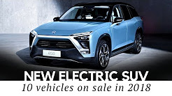 10 Electric SUVs and Large Hybrid Cars to Buy in 2018 (Honest Review)